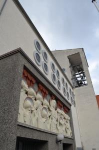 Die Heilig-Geist-Kirche im Riderwald